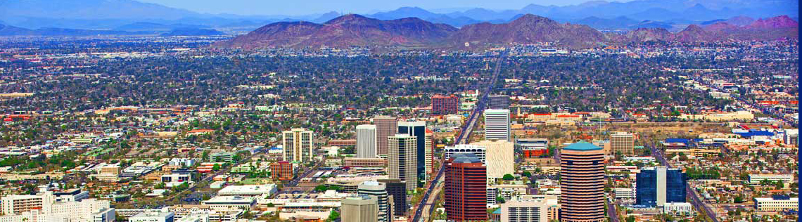 Phoenix Real Estate Skyline View - Bill Salvatore, Realty Executives East Valley - 602-999-0952