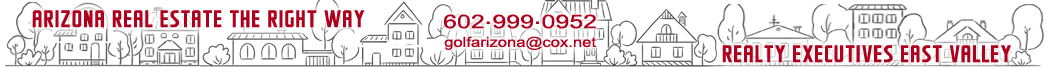 Arizona Real Estate / 602-999-0952 / Realty Executives East Valley / Bill Salvatore