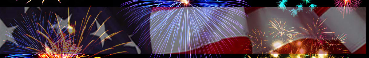 Flag & Fireworks - Freedom, July 4th, Quotes - Bill Salvatore, Arizona Elite Properties 602-999-0952